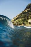 Close up de uma onda Imagem de Stock