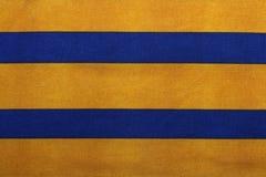 Close up de uma tela colorida das listras, foto de stock