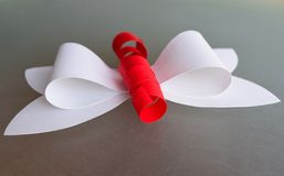Close-up, Decoration, Paper Royalty Free Stock Image