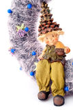 Close-up of a decorative figurine. Royalty Free Stock Photo
