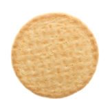 Close up delicious biscuit Stock Images