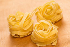 Close up of delicious uncooked macaroni Royalty Free Stock Photography