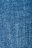 Close-up of denim cloth Royalty Free Stock Photo