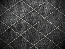 Close up of denim texture Stock Photos