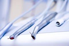 Close up dental do euipment foto de stock royalty free