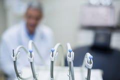 Close-up of dental tool Royalty Free Stock Photo