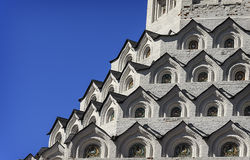 Close-up detail of Church the Holy Apostles Peter and Paul Royalty Free Stock Photos