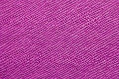 Abstract textured background of pink crepe paper royalty free stock photography