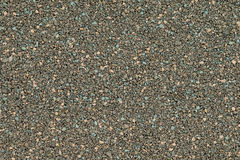 Close up detail of Granular Roofing Material. Stock Photos