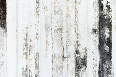 Free Close-up Detail Of Grunge Paint On Rusty White Metal Wall. Stock Image - 76562231
