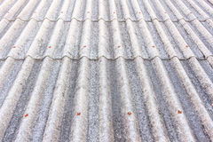 Close up Detail of Old Roof Tiles texture Royalty Free Stock Images
