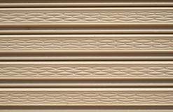Texture of slide door. Close up of detail of slide door Stock Images