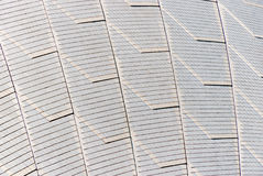 Close up Detail of the Sydney Opera House Royalty Free Stock Photo