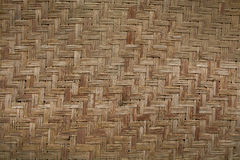 Close up detail view of wicker Royalty Free Stock Photo