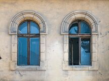 Free Close Up Detail With A Worn Out Old Medieval Building In The Center Of Brasov, Romania Royalty Free Stock Photos - 190529248