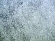 Close-up detalhado da textura de toalha da tela r imagem de stock royalty free