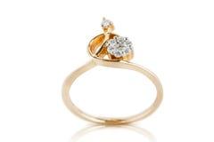 Close up of Diamond ring Stock Photo
