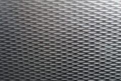 Close-up do aço textured fotografia de stock