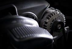 Close up do alternador do carro Fotografia de Stock Royalty Free