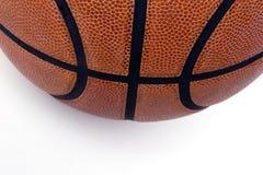 Close up do basquetebol Fotos de Stock
