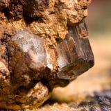 Close-up do Beryl imagens de stock royalty free