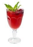 Close up do cocktail da airela Imagem de Stock Royalty Free