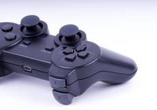Close up do controlador do jogo Fotografia de Stock Royalty Free