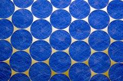 Close-up do filtro de ar home fotografia de stock