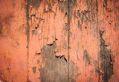 Close up do fundo de madeira velho da textura das pranchas Fotos de Stock