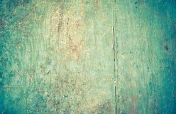 Close up do fundo de madeira velho da textura das pranchas Foto de Stock Royalty Free