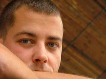 Close-up do homem Imagem de Stock Royalty Free