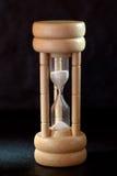 Close-up do Hourglass fotografia de stock