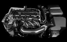 Close-up do motor Foto de Stock