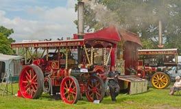 Close up do motor de tração em Pickering Imagens de Stock Royalty Free