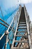 Escada da amarração Imagem de Stock