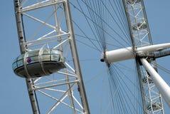 Close up do olho de Londres Imagens de Stock