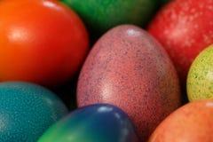 Close up do ovo de Easter Fotografia de Stock