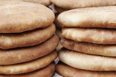 Close-up do pão. Imagens de Stock