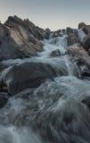 Close up do parque de Great Falls Fotos de Stock