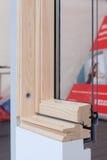 Close up do perfil da janela da claraboia ou do telhado Fotografia de Stock