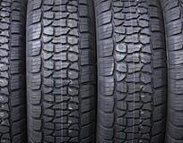 Close up do pneu Imagem de Stock