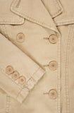 Close up do revestimento com teclas Fotos de Stock Royalty Free