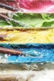 Close-up do Sweetmeat colorido tailandês Imagens de Stock Royalty Free