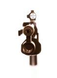 Close up do tambor da pistola pneumática imagens de stock royalty free