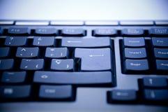 Close up do teclado Fotos de Stock Royalty Free