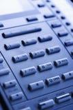 Close-up do teclado do telefone. Fotos de Stock
