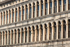 Close up of Doge Palace Piazza San Marco, Venice Royalty Free Stock Photos