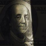 Close up of dollar bill Stock Photos