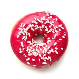 Close up a donut Stock Image