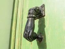 Close up a Door Knocker classic Stock Image